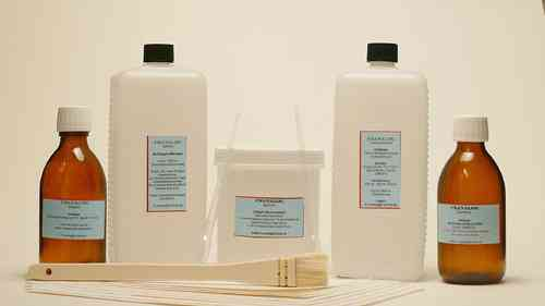 KALLITYPIE KIT 400 ( 2 X 200 ML ) - KOMPLETT