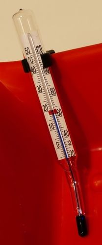 TRAY THERMOMETER